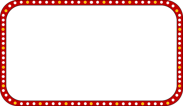 Marquee, Sign, Clipart, Movie, Movie Theatre, Broadway