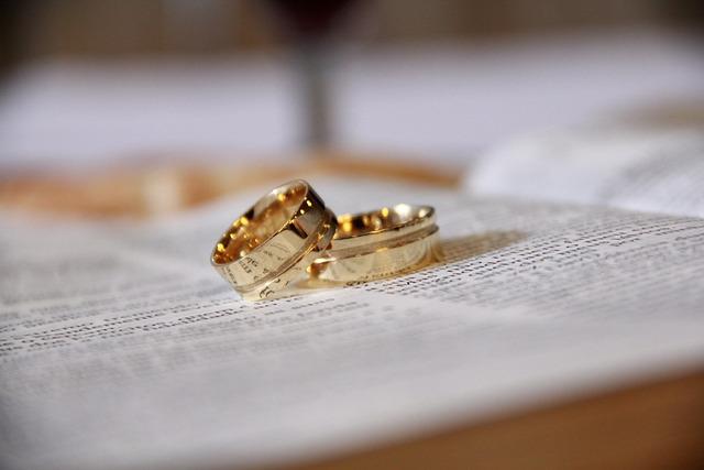 Alliances, Bible, Marriage