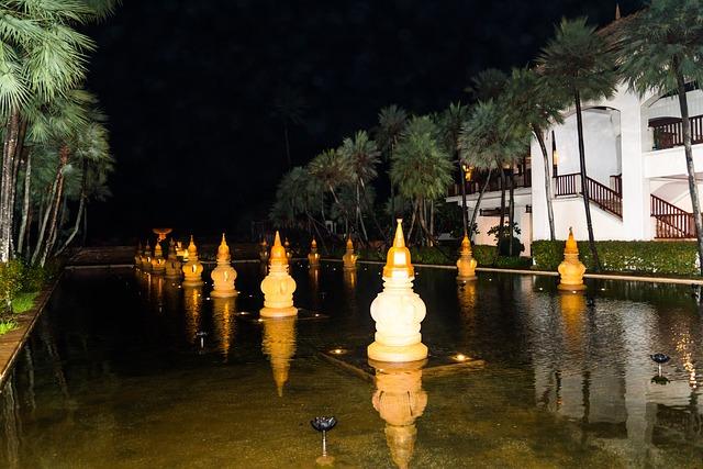 Thailand, Phuket, Marriott Beach Resort