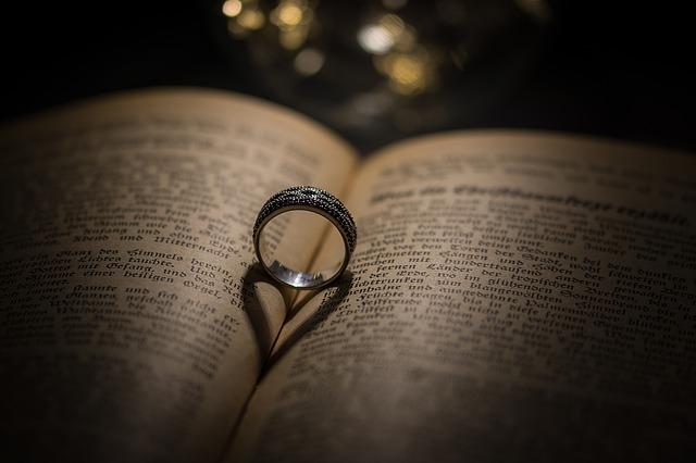Ring, Heart, Book, Font, Love, Wedding Ring, Marry