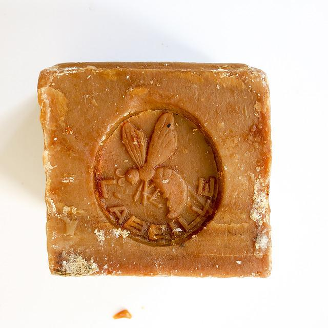 Soap, Marseille, Natural, Care, Bar Of Soap