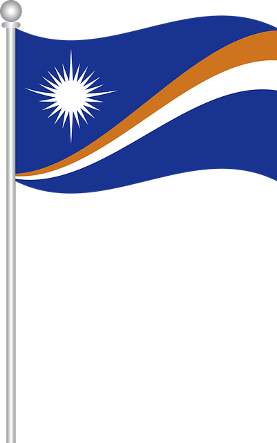 Flag Of Marshall Islands, Flag, Marshall Islands, World