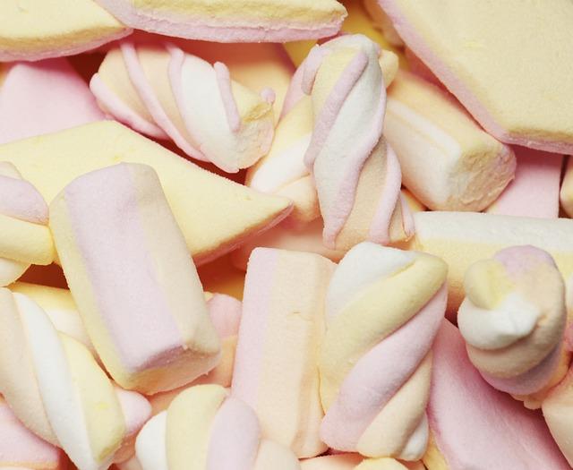 Mouse Bacon, Mice Bacon, Marshmallow, Sweet