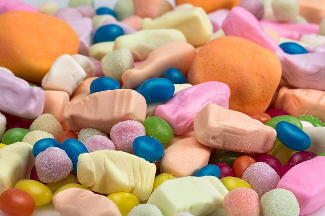 Candy, Jelly Beans, Confectionery, Marshmallows, Sugar