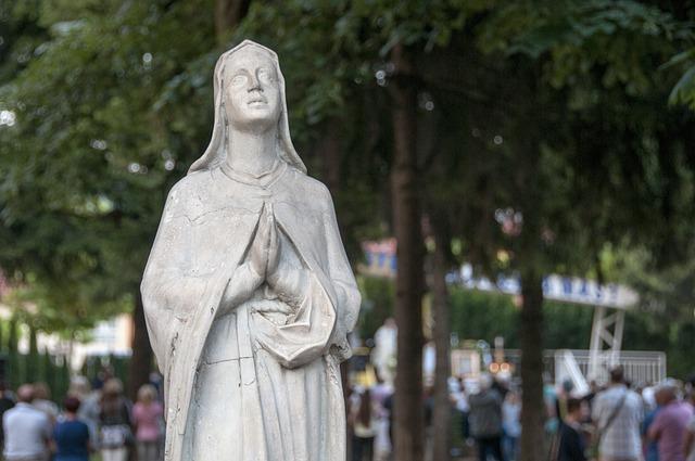 Faith, Mary, Virgin, Religion, Catholic, Religious