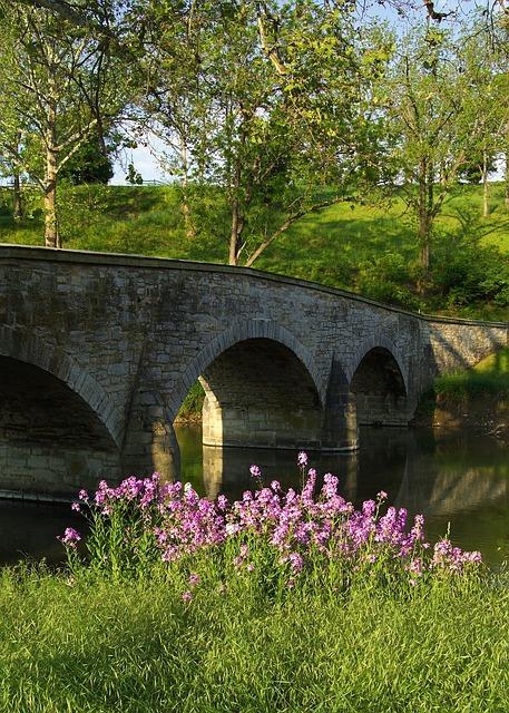 Antietam, Maryland, Burnside Bridge, Landmark