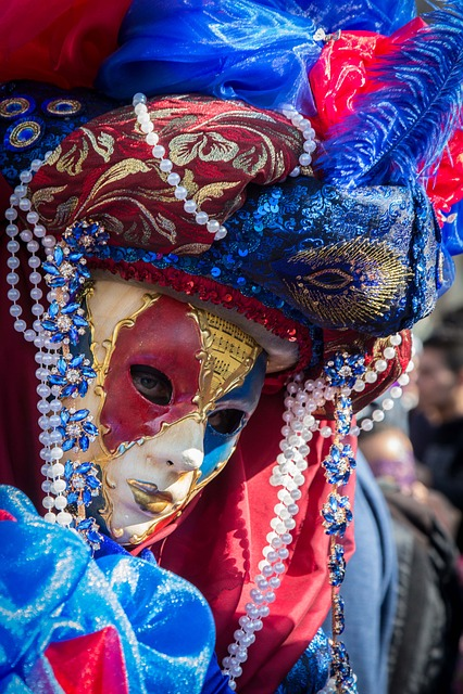 Venice, Mask, Face, Carnevale, Festival, Venetian
