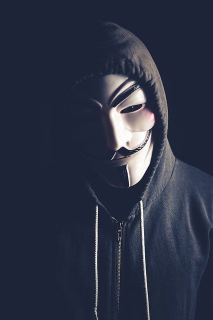 Anonymous, Hacker, Network, Mask, Cyber, Web, Computer