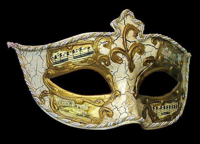 Mask, Carnival, Masked Ball, Historically, Dramaturgy
