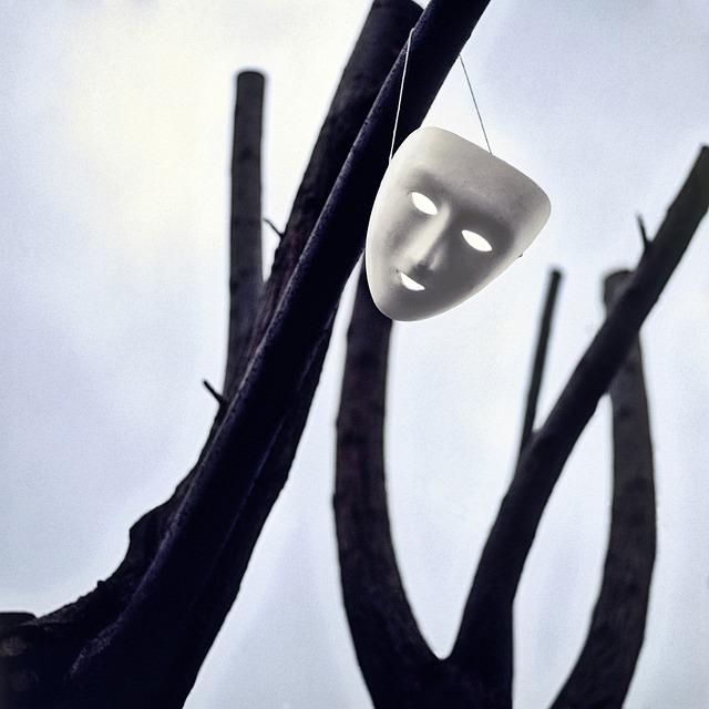Mask, Strangeness, Illusion