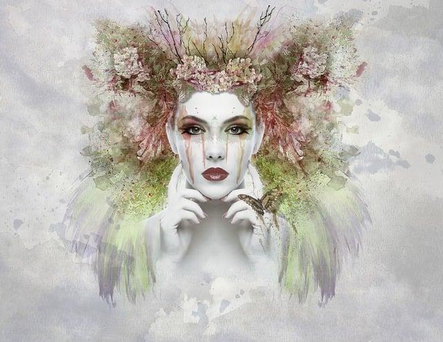 Face, Mask, Portrait, Costume, Art
