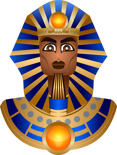 Tutankhamun, Pharaoh, Mask, Gold, Death Mask, Bust
