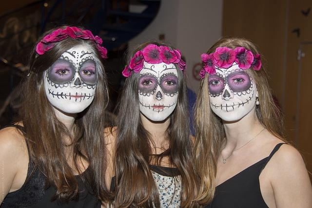 Masked Ball, Carnival, Glarus, Music, Make Up, Panel