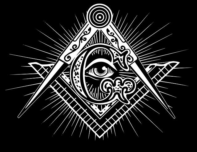Masons, Brotherhood, Symbol, Brothers, Compass