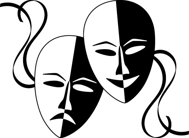 Masks, Masquerade, Masque, Faces, Theater, Theatre