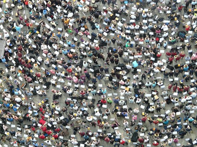 Quantitative, Mass, Human, People, Meeting