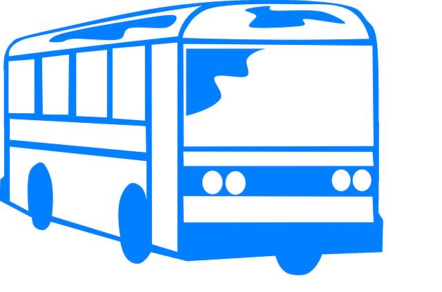 Bus, Shuttle, School, Omnibus, Mass Transit, Oldschool