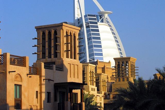 Dubai, Hotel, Masyaf, Burj Al Arab, Arab, Architecture