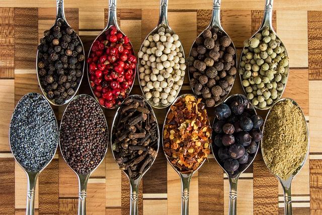 Mat, Spices