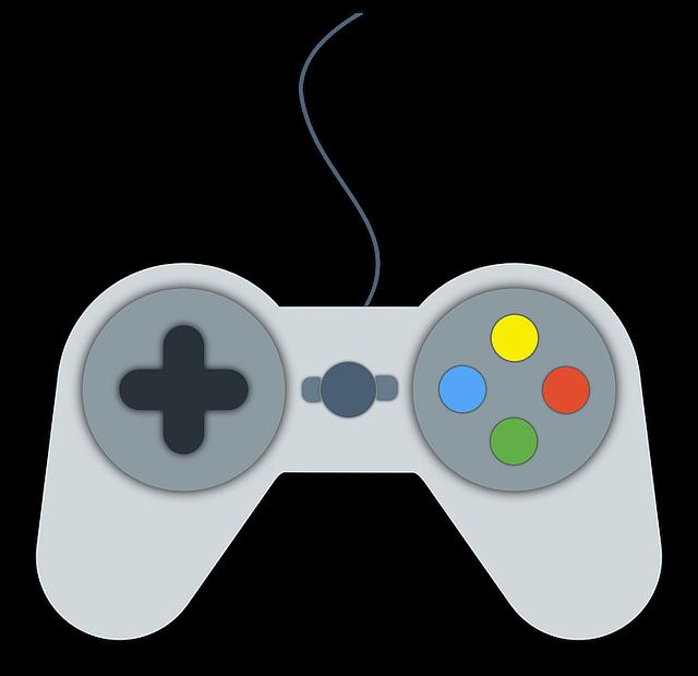 Joystick, Video Game, Flat, Material Design, X-box