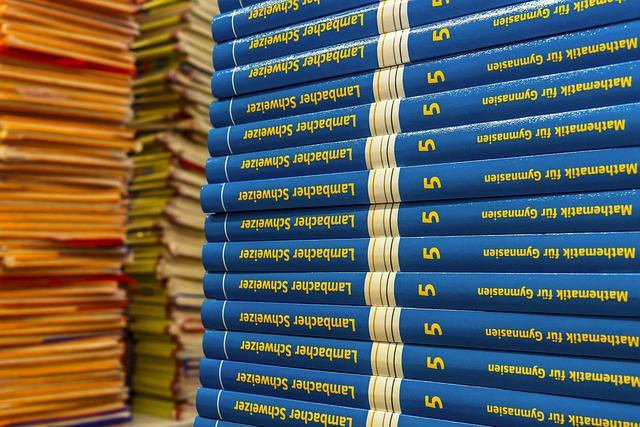 Math, Mathematics, Books, Book Stack, Books Pile, Know