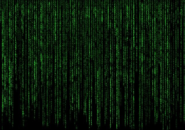 Matrix, Code, Computer, Pc, Data, Program