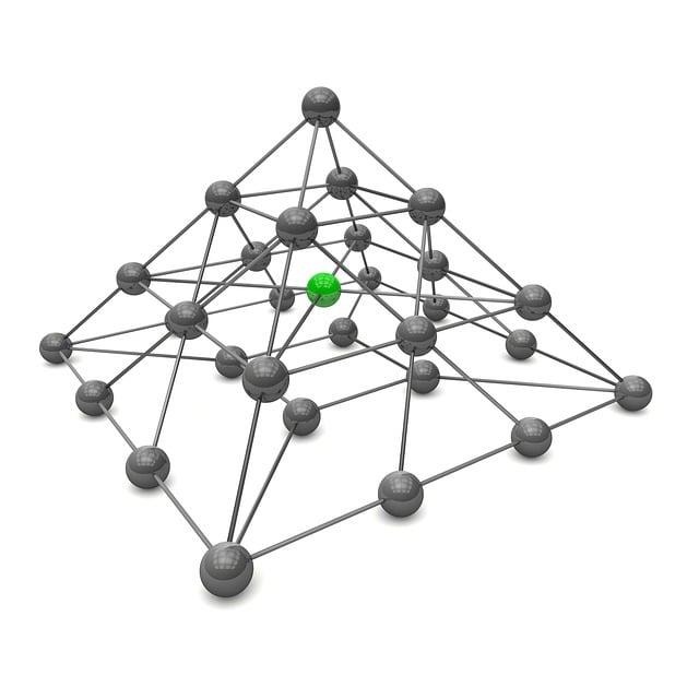 Matrix, Network, Data Exchange, Networking, Virus