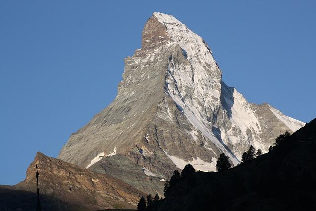 Mountain, Matterhorn, Zermatt