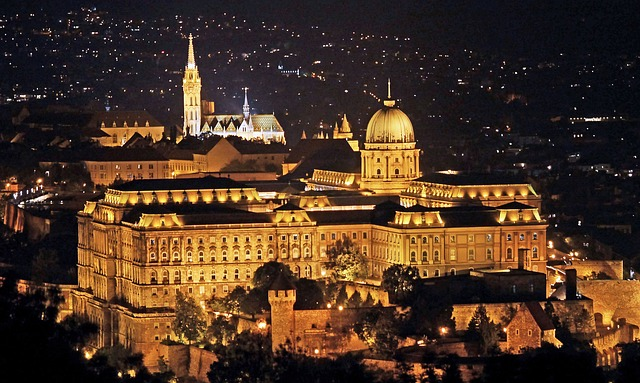 Budapest, Royal Palace, Matthias Church