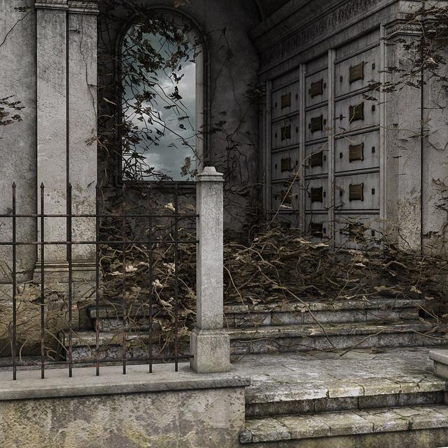 Mausoleum, Morbid, Cemetery, Transience, Rest, Harmony