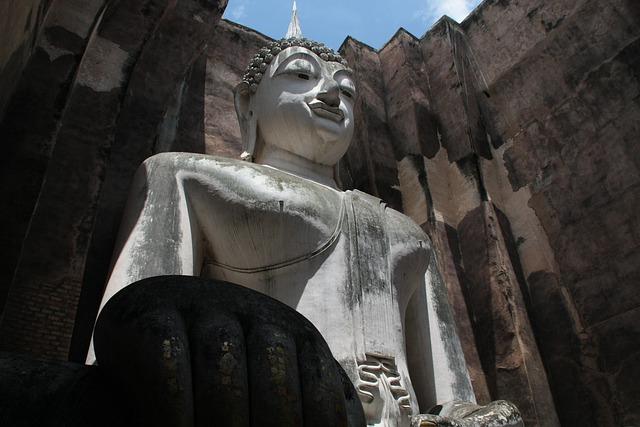 May Be The, Wat Si Chum, Sukhothai Historical Park