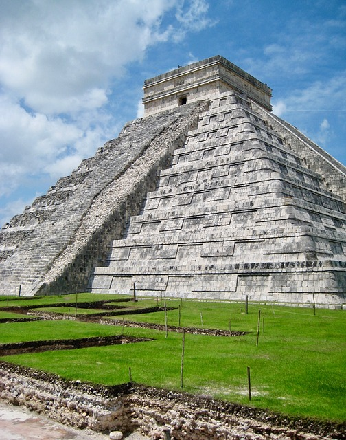 Chichen Itza, Mexico, Mayan, Culture, Sun