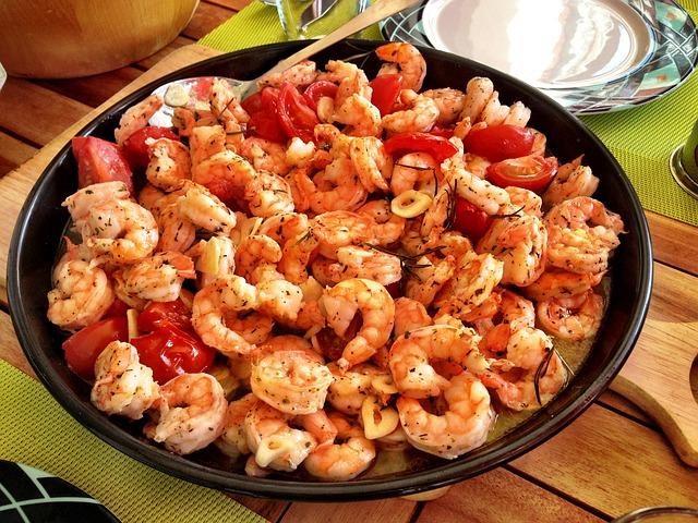 Prawns, Food, Seafood, Cooking, Shrimp, Cuisine, Meal