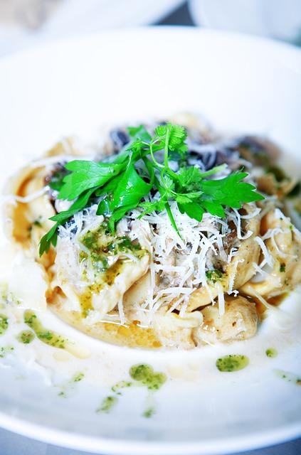 Tortelloni, Pasta, Tortellini, Food, Italian, Meal