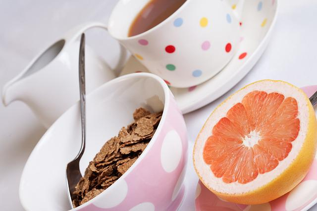 Breakfast, First, Meal, Day, Bran, Fibre, Fruit, Cereal
