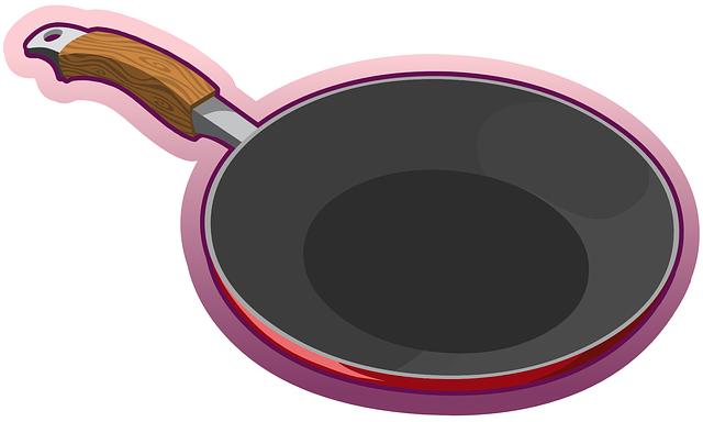 Frying Pan, Pan, Fry, Cook, Fried, Frying, Meal