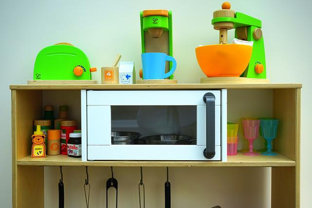 Toy, Kitchen, Home, Fun, Play, Food, Meal, Tableware