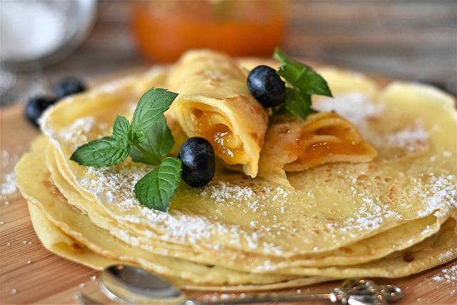 Pancakes, Pancake, Delicious, Dessert, Meal, Sweet