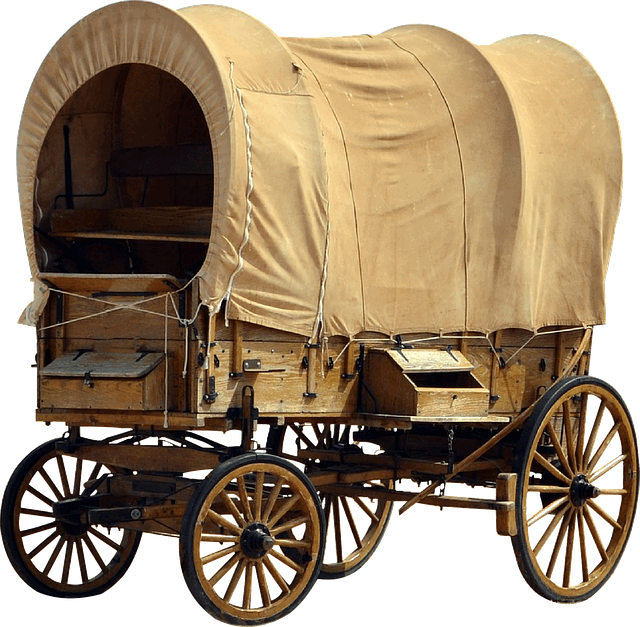 Covered Wagon, Dare, Plane, Means Of Transport, Spokes