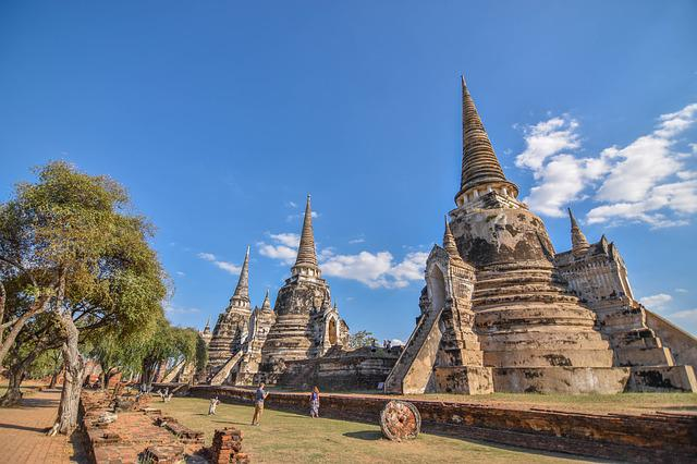 Ayutthaya, Ancient, Measure, Art