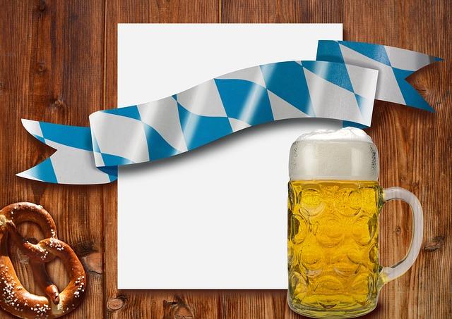 Oktoberfest, Measure, Mug, Beer Mug, Beer, Breze, Brezn