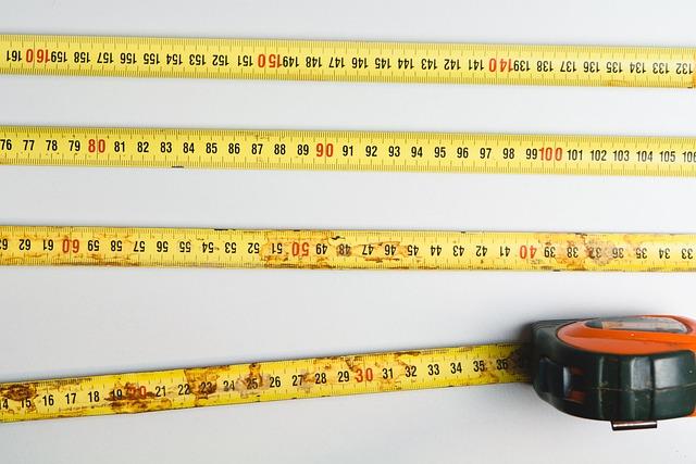 Measuring Tape, Measurement, Tools, Construction