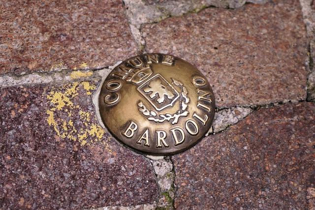 Measuring Point, Border Crossing Point, Bardolino