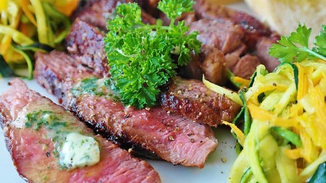 Steak, Meat, Beef, Eat, Food, Beef Steak, Delicious