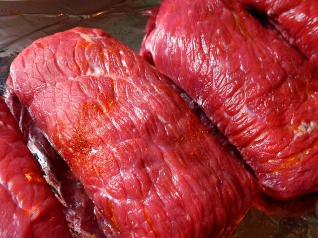 Sear, Bremen, Eat, Meat, Meat Roll, Cook, Hearty
