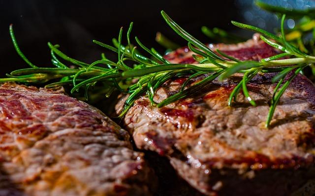 Steak, Meat, Schnitzel, Cutlets, Fry, Beef, Barbecue