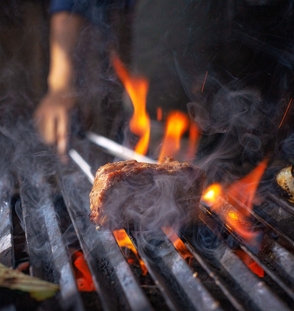 Barbecue, Meat, Grill, Fillet, Ribs, Roast, Fire, Cook