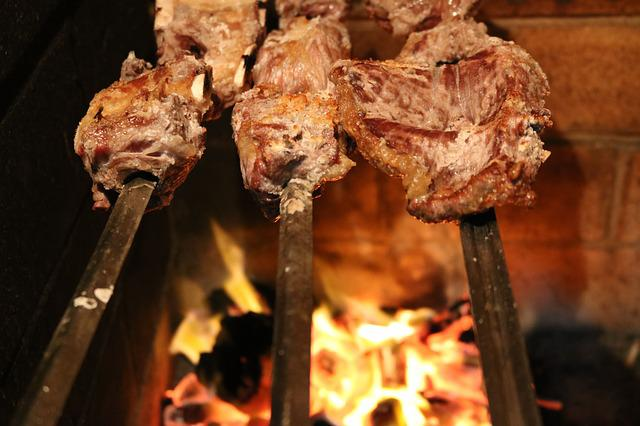 Barbeque, Food, Meat, Grill, Steak, Barbecue, Bbq