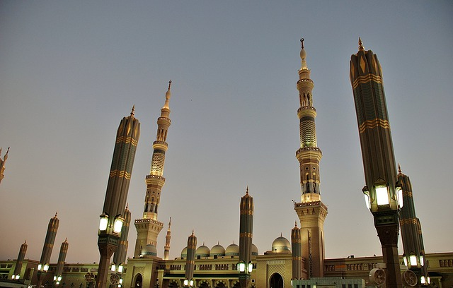 Mecca, Mina, Buildings, Mecca Statue