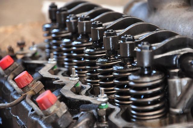 Mechanics, Engine, Springs, Mechanic